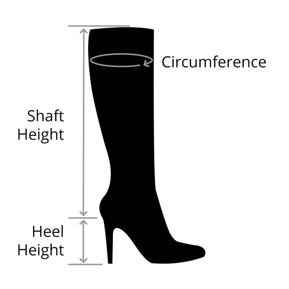 Shoes Heel Measurement Height