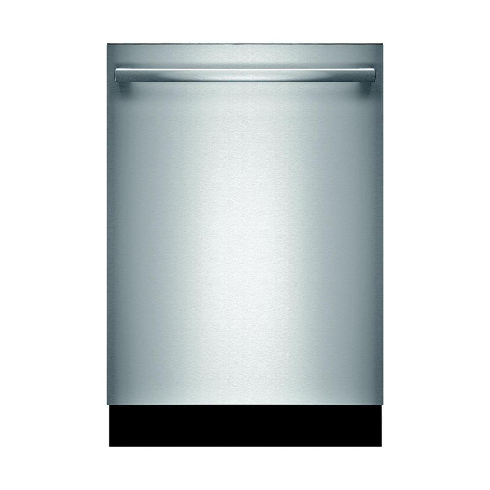 "Bosch 24"" 800 Series Built-In Dishwasher - Stainless Steel"