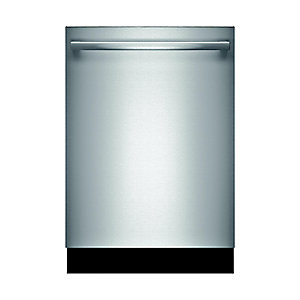 "Bosch 24"" 800 Series Built-In Dishwasher - Stainless Steel"