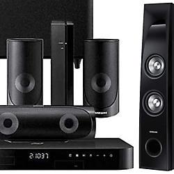 Cine en el hogar y audio