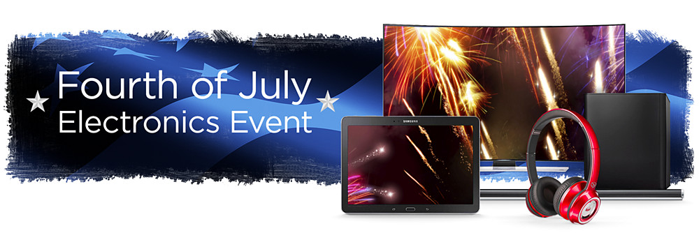 Independence Day is on Wednesday, July 4th It is also one of the biggest sale event times to score deals on electronics, clothing and shoes, home items, and kids' toys. Check out all the best 4th of July sales, discounts and promotions below.