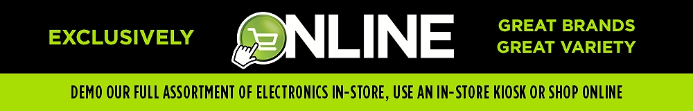 Electronics Online Showroom