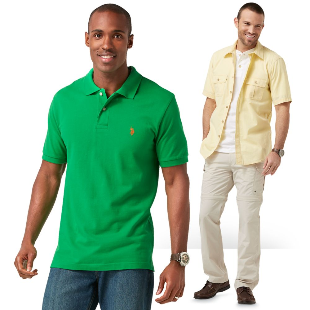 Men 39 s clothing get the best men 39 s apparel sears for Sears dress shirts sale