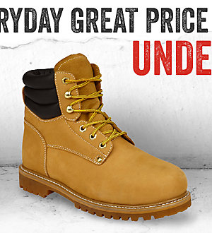 Men's Everyday Great Price Work Boots