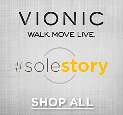 Women's Vionic footwear