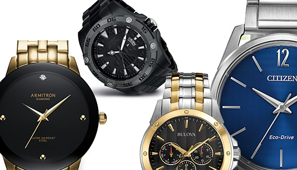 30% off top brand watches + Spend $100+, get $50 CASHBACK in points First installment of $25 CASHBACK in points issued next day. Second installment of $25 CASHBACK in points issued 15 days after transaction. Points valid for 14 days each. Max. $50 CASHBACK in points per member per day. Exclusions apply.*