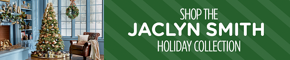 Shop the Jaclyn Smith Holiday Collection