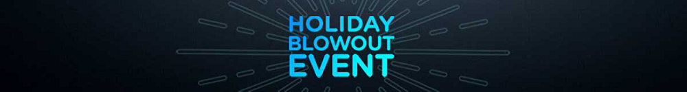 Holiday Blowout Event