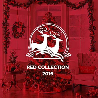 Donner & Blitzen Red Collection 2016