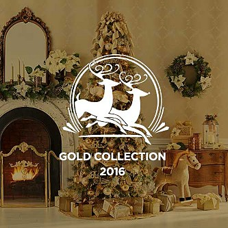 Donner & Blitzen Gold Collection 2016