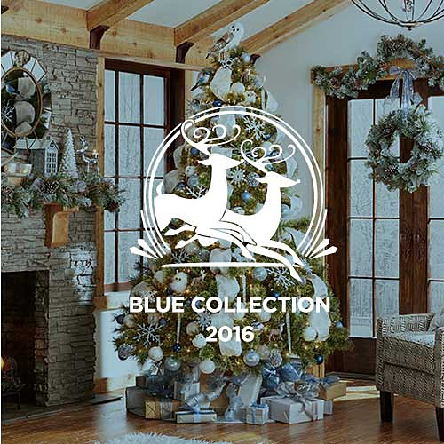 Donner & Blitzen Blue Collection 2016