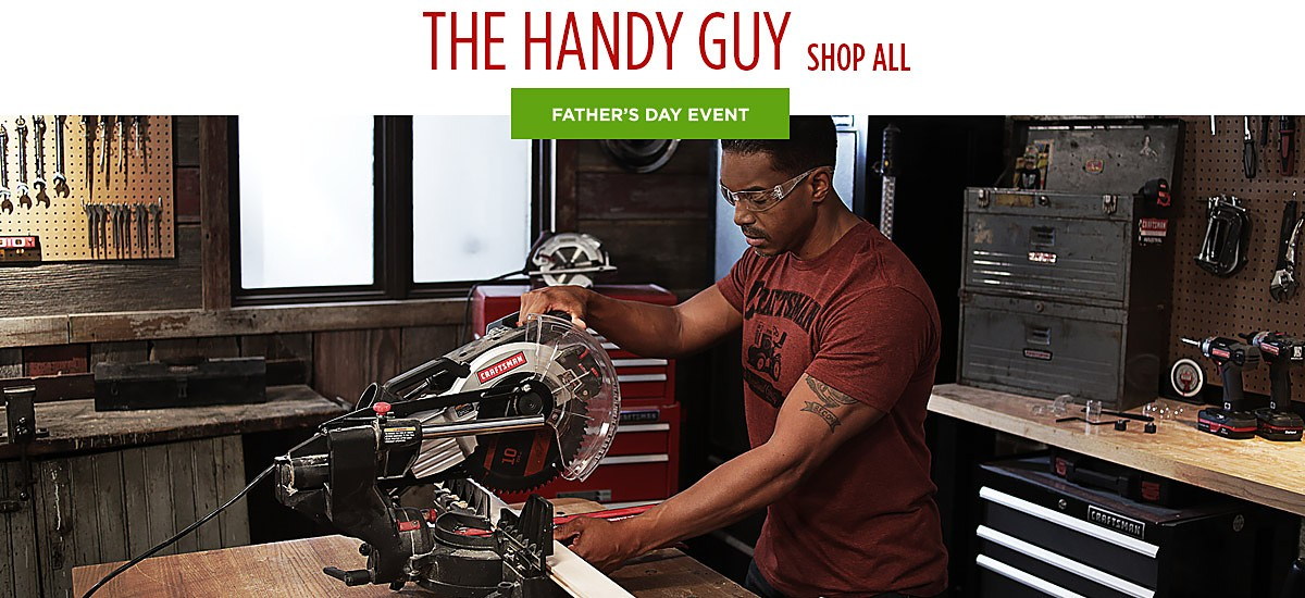 Father's Day Tool Gifting Guide