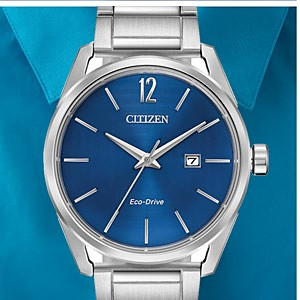 Drive from Citizen Eco-Drive Stainless Steel Watch