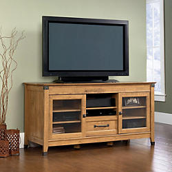 Shop cozy living room family room furniture at sears - Dresser as tv stand in living room ...
