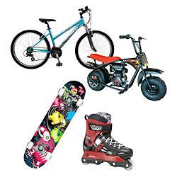Deportes sobre ruedas