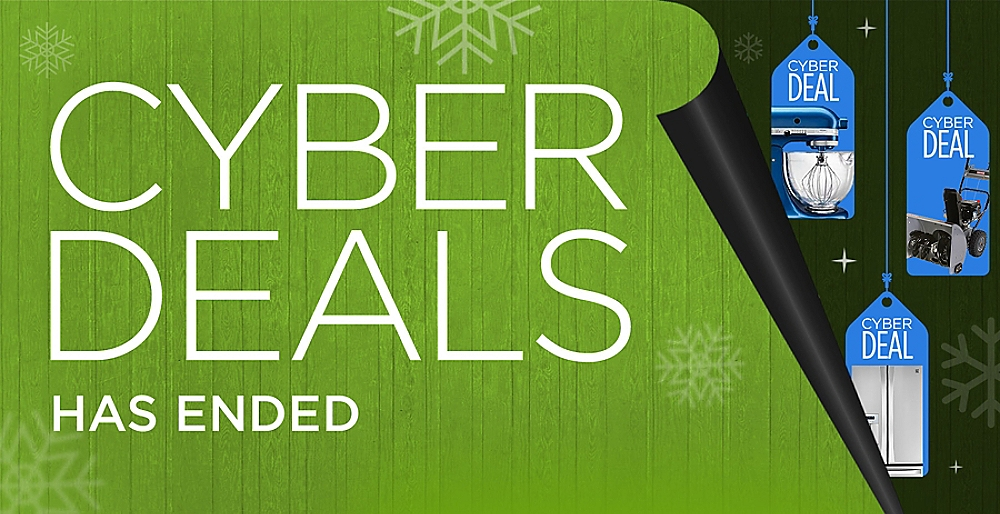 2017 Cyber Monday Deals Sears