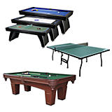 Game Tables & Accessories