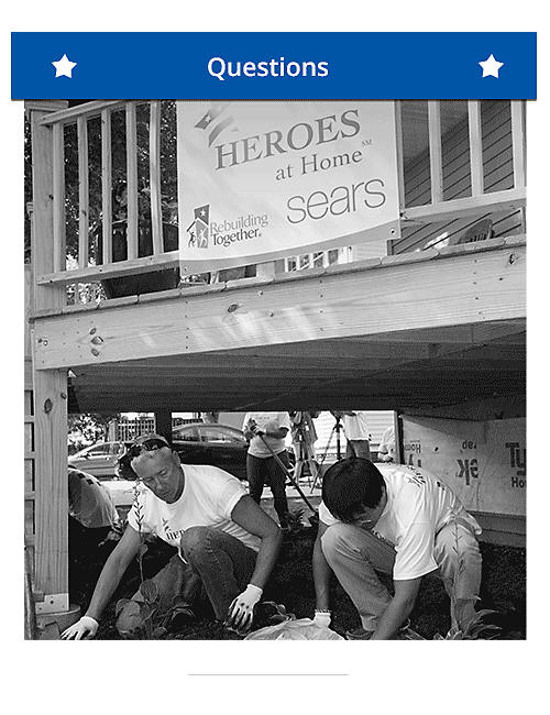 Questions about Heroes at Home? Visit the MySears Community page.