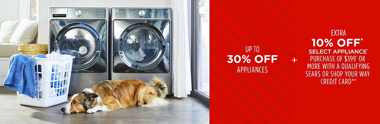 Appliances: Home and Kitchen Appliances | Sears.com