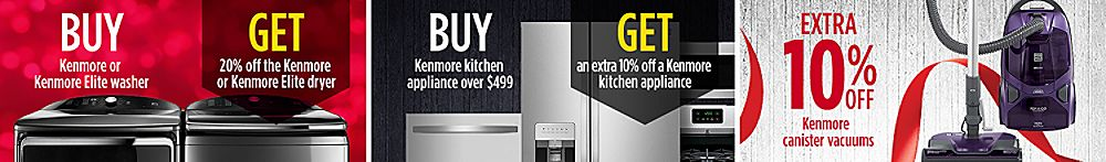 Buy and Get More Home Appliances