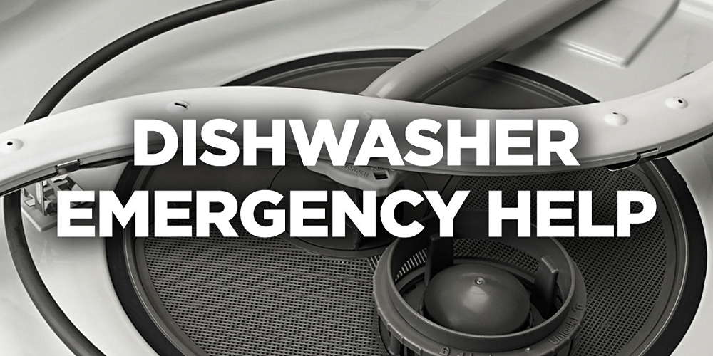 Dishwasher Emergency Help