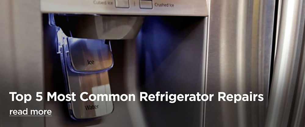 Top 5 Most Common Refrigerator Repairs