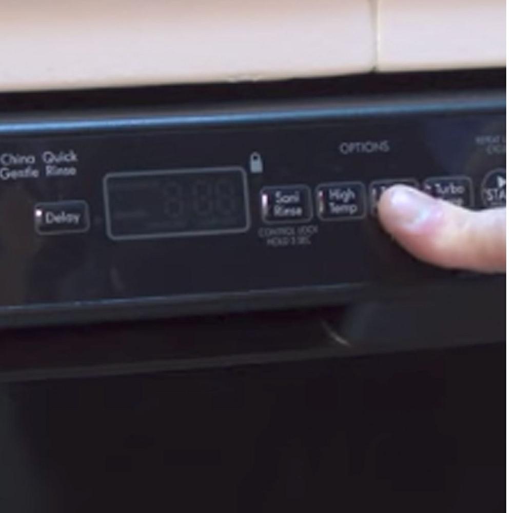 Dishwasher Won't Start?