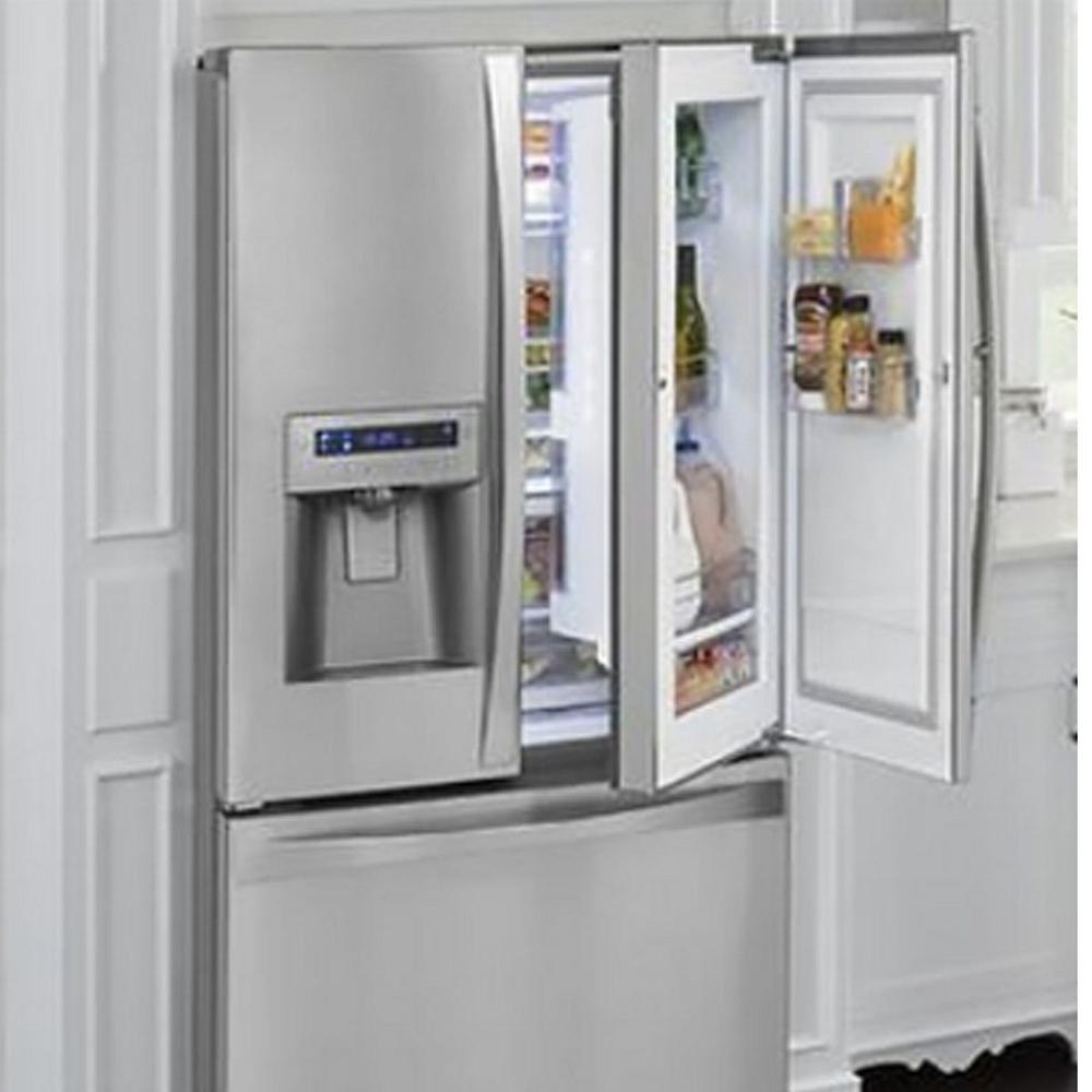 How to Repair a Refrigerator Door