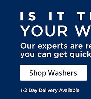 Shop Washers