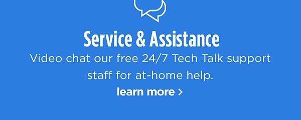 SERVICE� & ASSISTANCE