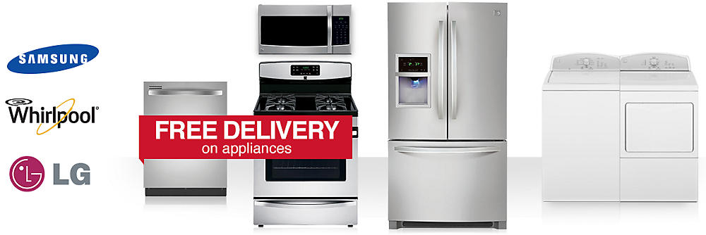 Extra 10% off appliances already up to 20% off