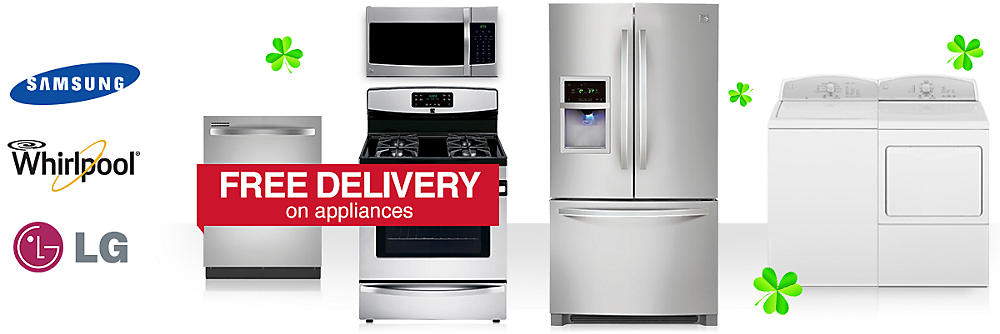 25% off Kenmore appliances