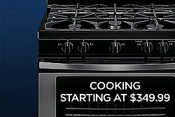 LABOR DAY EVENT  IT'S TIME | UP TO 40% OFF APPLIANCES | FREE DELIVERY ON PURCHASES OF $399+  |  COOKING STARTING AT $349.99