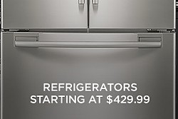 LABOR DAY EVENT  IT'S TIME | UP TO 40% OFF APPLIANCES | FREE DELIVERY ON PURCHASES OF $399+ | REFRIGERATORS STARTING AT $429.99