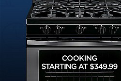 Labor Day Event | Cooking starting at $349.99