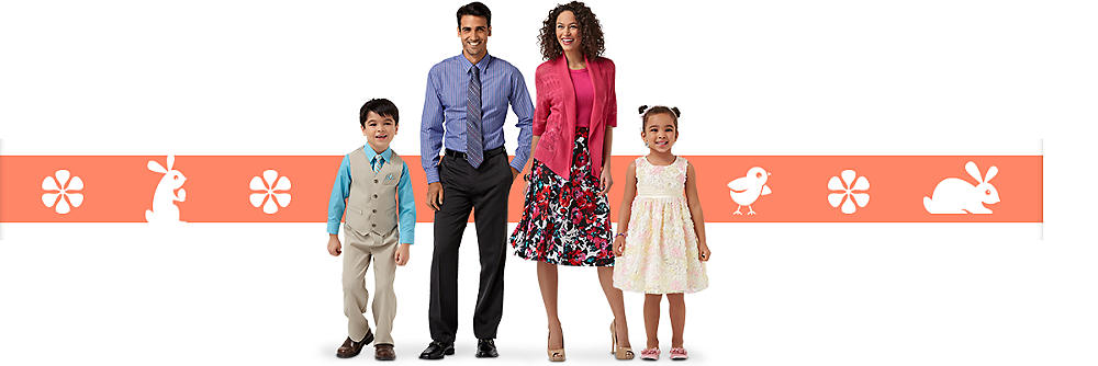 Up to 50% off Easter Dresswear