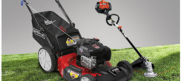 25% Off Craftsman lawn mowers