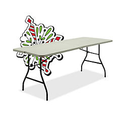 Northwest&#x20&#x3b;Territory&#x20&#x3b;6-ft.&#x20&#x3b;fold&#x20&#x3b;in&#x20&#x3b;half&#x20&#x3b;table