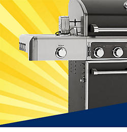 Get 15% CASHBACK in points on grills