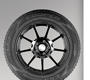 Extra 10% off Cooper tires