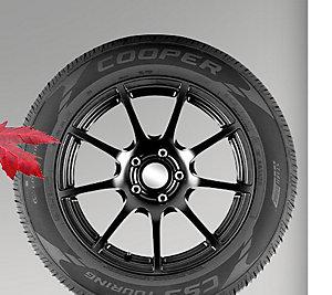 Extra 10% off Cooper tires