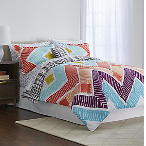 Colormate Complete Bed Sets $44.99 Twin or Full