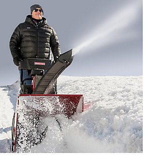 Online only snow blower specials – Save $100-$400!