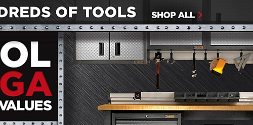 UP TO 50% OFF HUNDREDS OF TOOLS | SHOP ALL | TOOL MEGA SALE & VALUES