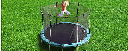 Up to 45% off featured trampolines