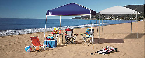 Up to 30% off canopies, chairs, tents & more