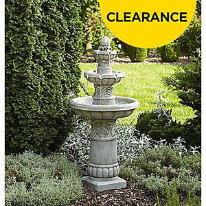 40% off outdoor decor clearance