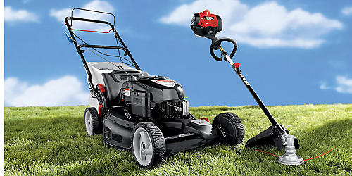 Up to 25% Off Lawn Mowers, Trimmers & More