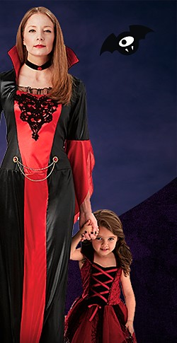 All Halloween costumes & decorations on sale