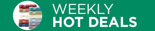 Hot weekly deals for the home